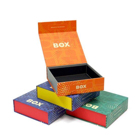 Pudełko na zamówienie wg własnego projektu