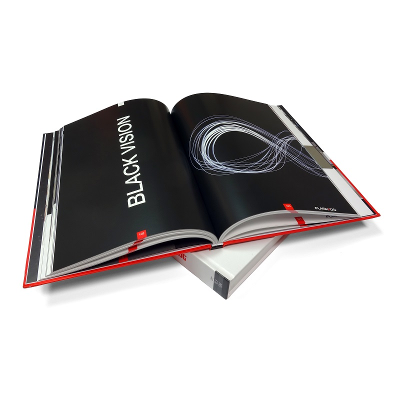 przygotowanie książek, folderów, ulotek, katalogów