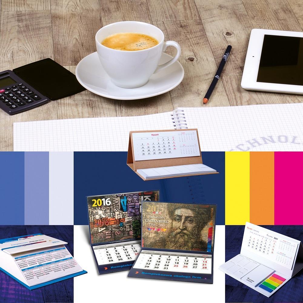 Kalendarze, Organizery, Planery od Ligatury