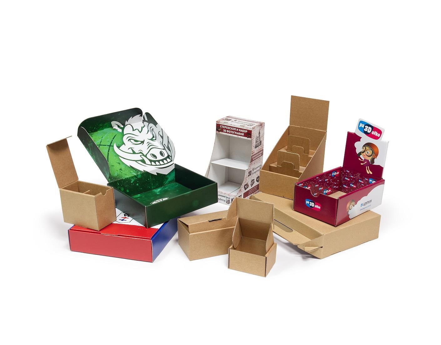Producent pudełek z tektury falistej